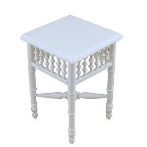 Кукла BJD 1:6, миниатюрная мебель, высококачественный классический чайный столик квадратной формы