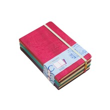 Лучшие Творческий пунктирной Тетрадь Бизнес стационарных с карманом Эластичная лента дневник Bullet Journal Bujo