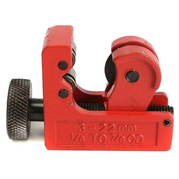 16mm(5/8″) Mini Copper Aluminum Iron Metal Tube Tubing Slice Cutter Pipe Knife Cut Plumbing Tool Shear