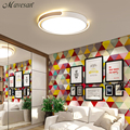 Wohnzimmer Schlafzimmer Decke Lichter LED Lampe für Wohnzimmer Bett zimmer avize AC85 265V lamparas de techo Decke Lampe leuchte|Deckenleuchten|   -
