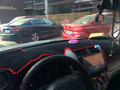 Dashmats автомобиль для укладки аксессуары приборной панели крышки для toyota rav4 xa30 2005 2006 2007 2008 2009 2010 2011 2012