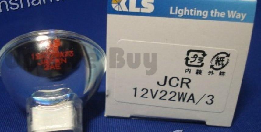 2pcs/Lot Halogen Bulb For KLS JCR 12V22WA/3 Microscope lamp SZ51 SZ61 SZ2-LGB SZ2-ILA-LGB-S Cup Bulb kls jcr 9 5v55w kls jcr 9 5v55w japan halogen lamp 9 5v 55w reflector photometer bulb hunter spectrphotometer