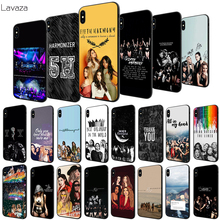 Lavaza Fifth Harmony Soft Case for Apple iPhone 6 6S 7 8 Plus 5 5S SE X XS MAX XR TPU Cover