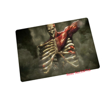Attack on Titan mouse pad HD pattern gaming mouse pad laptop large mousepad notbook computer pad to mouse gamer play mats