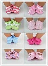 11style choose soft shoes fit 43cm Baby Born zapf Children best Birthday Gift