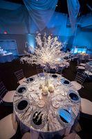6 шт./партия, акриловые свадебные хрустальные настольные хрустальные деревья высотой 90 см, свадебные декорации, праздник, реквизит, декор дл