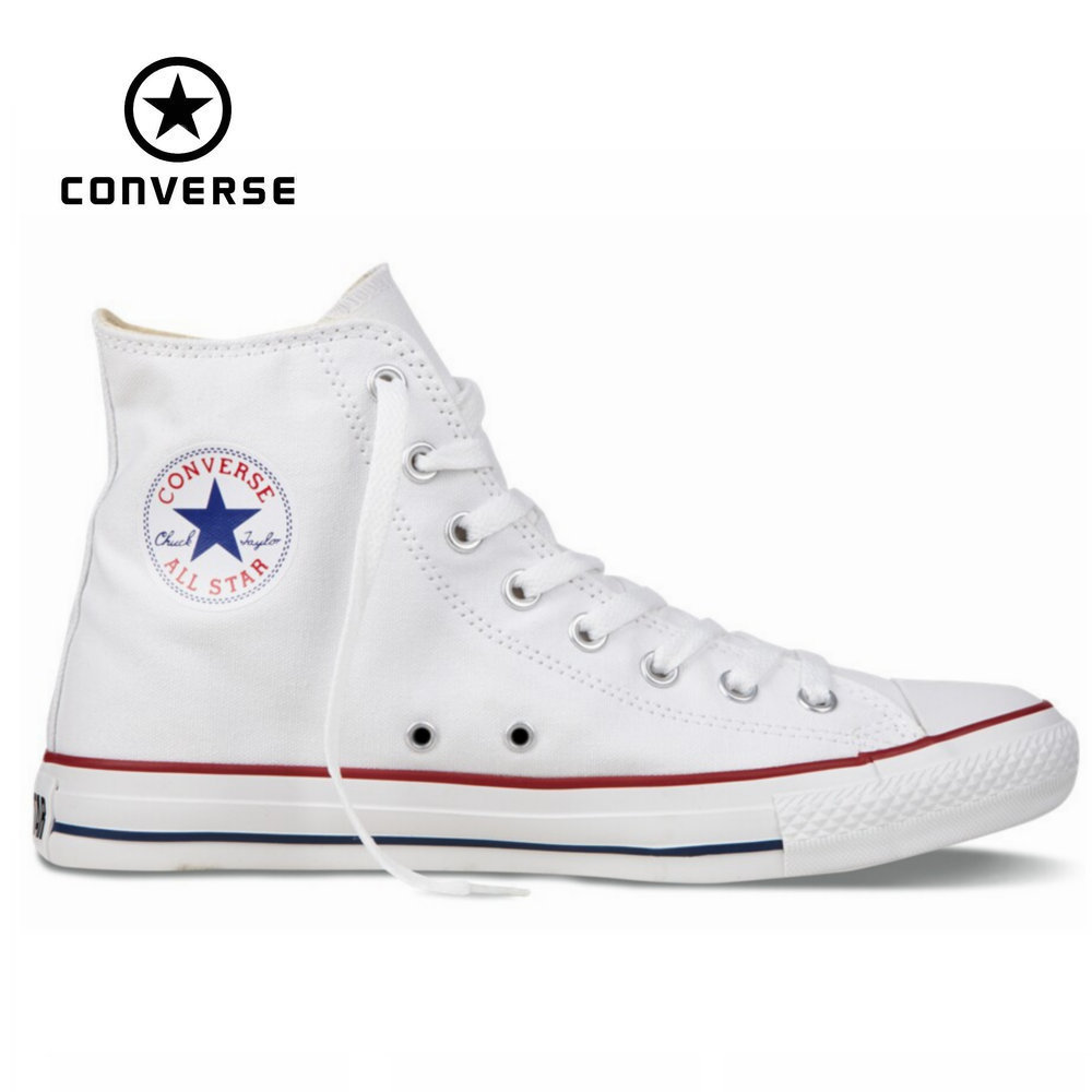 Original Converse all star font b shoes b font men women s sneakers canvas font b