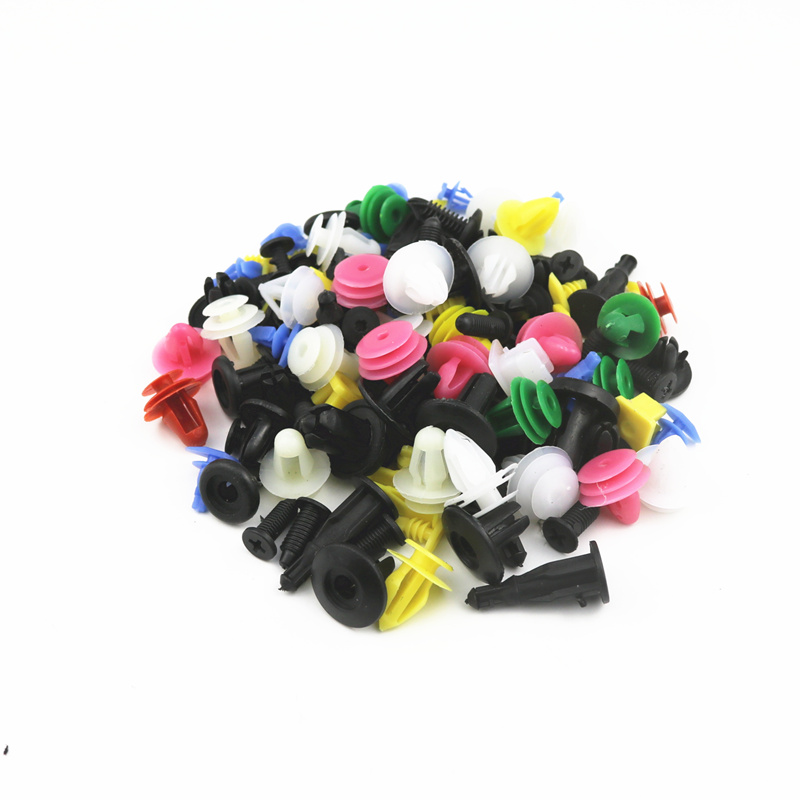 Image 4 - 100pcs Car Universal Mixed Clips for Opel Astra H G Corsa Insignia Astra Antara Meriva Zafira Car Styling-in Car Tax Disc Holders from Automobiles & Motorcycles