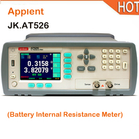 New AT526 AC Low Ohm Meter (Battery Internal Resistance Meter) Accuracy Resistance 0.5% Voltage 0.1% Voltage 0.0001V 50V D