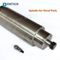 Высокая производительность! CNC 4kw ER25 водяного охлаждения постоянный шпиндель питания двигатель для металла работа 125 мм 380 В для фрезеровани