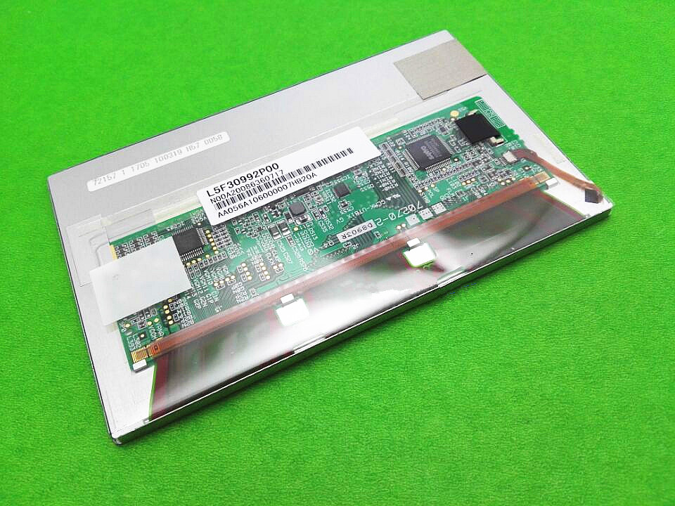 Original New 5.6 inch Projection LCD screen for L5F30992P00 ,L5F30992T01 notebook LCD display Screen panel Repair replacement new and original 9inch flat panel lcd internal display l900h30 w1 v2 0 lcd