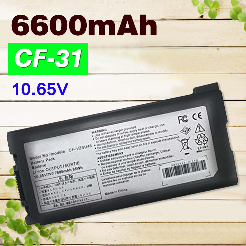 9 CELLS Laptop Battery For Panasonic CF-31 CF-30 CF-53 CF-VZSU46 CF-VZSU46AU CF-VZSU46U CF-VZSU1430U CF-VZSU46S CF-VZSU71U big cute simulation polar bear toy handicraft lovely white polar bear doll gift about 31x18cm