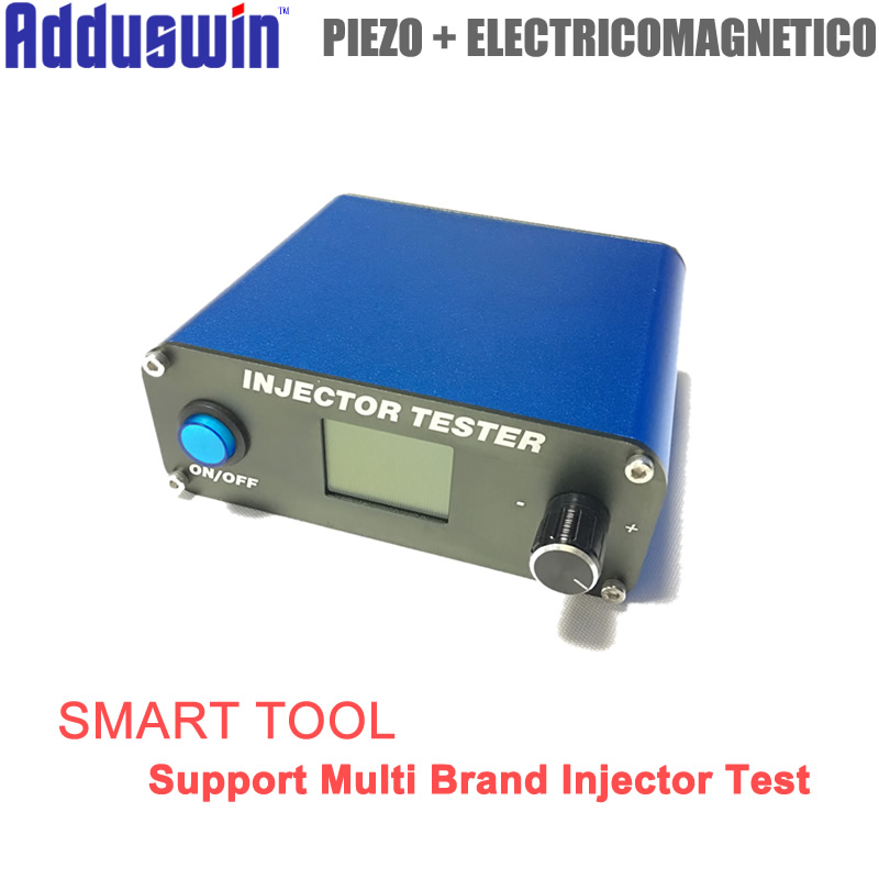 Adduswin New Protable Cri800 Electromagnetic And Piezo Common Rail Injector Tester With Piezo