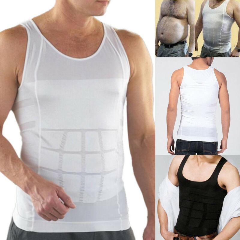 Men Slimming Underwear Body Shaper Waist Cincher Corset Men Shaper Vest Body Slimming Tummy Belly Slim Body Shapewear in Tank Tops from Men 39 s Clothing
