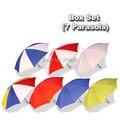 Envío gratis sombrilla box set (7 sombrillas)-magic trick, diversión magic, party magic.