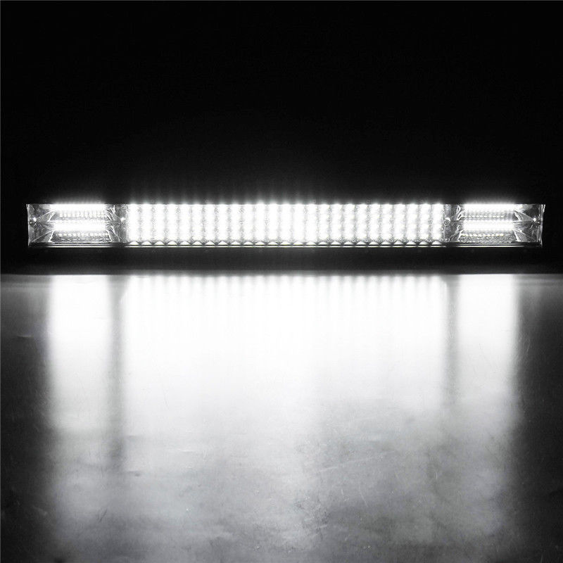 Image 4 - 10D Quad Rows 4   36 Inch LED Bar LED Light Bar for Car Tractor Boat OffRoad Off Road 4WD 4x4 Truck SUV ATV Driving 12V 24V-in Light Bar/Work Light from Automobiles & Motorcycles