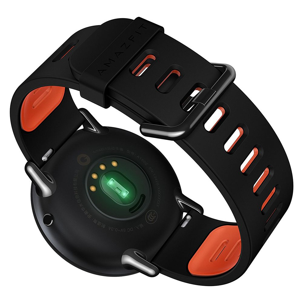 HUAMI AMAZFIT SPORTS SMART WATCH BLUETOOTH  WIFI DUAL CORE GPS HEART RATE MONITOR 213432 9