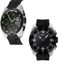 G5 Multifunction font b Smart b font Watch Wrist Bluetooth Fashion New Camera Heart Rate Make