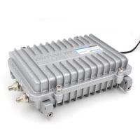 SB 7530MB Trunk Cable TV Signal Amplifier Building Outdoor Lightning Protection