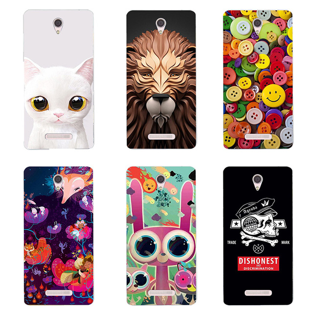 best website 01a95 d5001 US $3.14 37% OFF|Original Mobile Phone Case for Lenovo A5000 Print Back  Cover Painting Protective Capa High Quality Shell for Lenovo A 5000-in ...