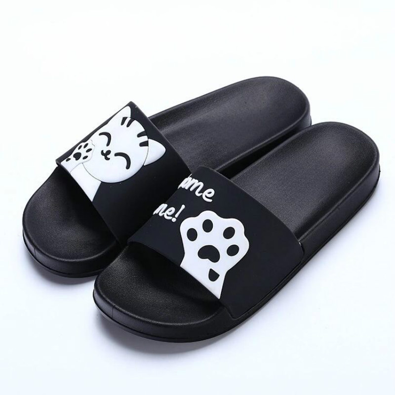 2018 Fashion Shoes Women Indoor Home Slippers Female Summer Beach Sandals Non-slip Korean Version of The Tide Slipper Women цена