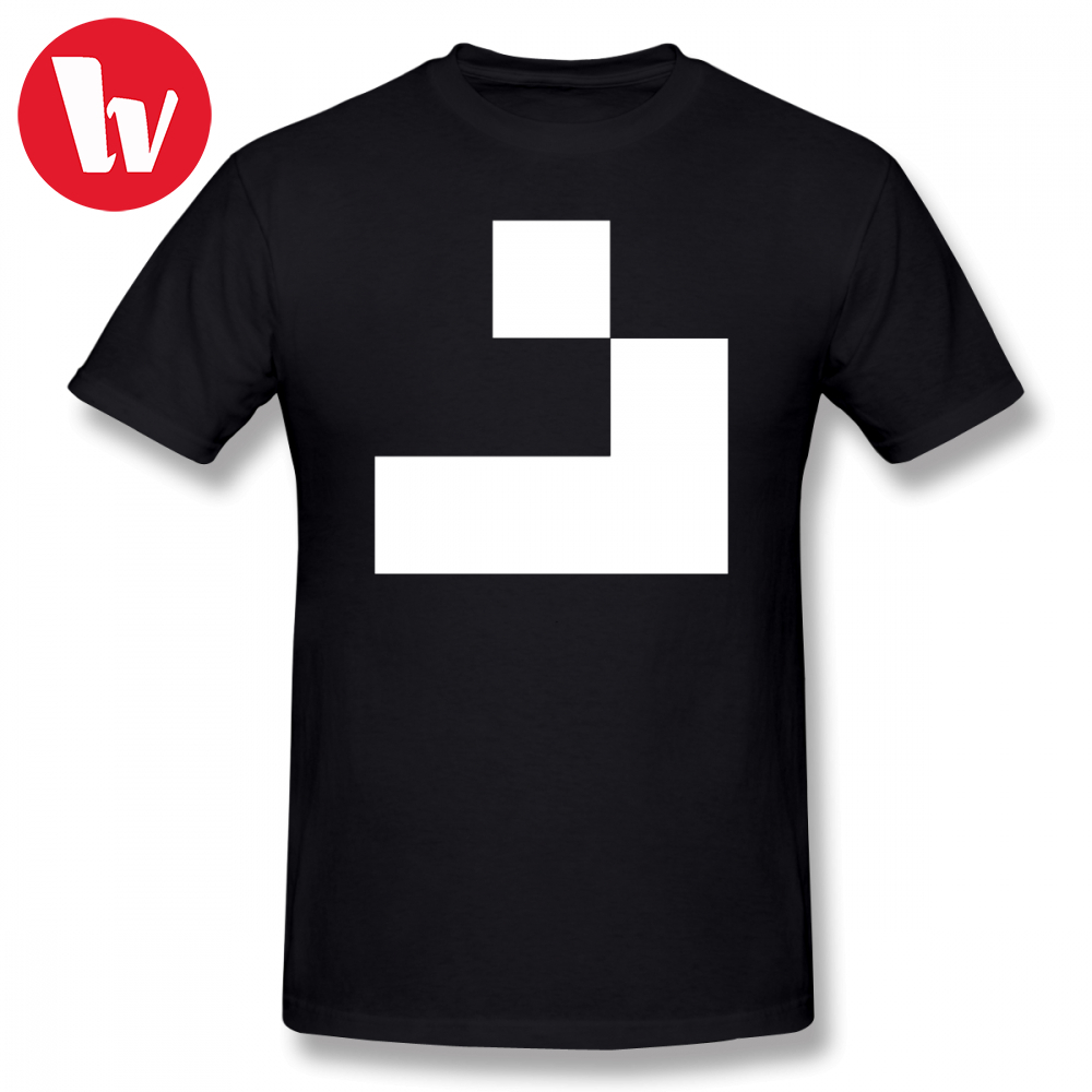 Лайфхак футболка белый планер футболка Для мужчин печати 100 хлопковые футболки мужской Рубашка с короткими рукавами более Размеры повседне...