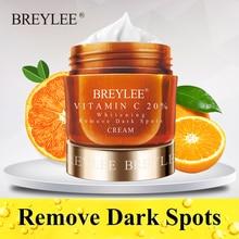 BREYLEE Vitamin C 20% Vc Whitening Facial Cream Remove Fade