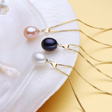 Gold Pearl Jewelry Necklaces