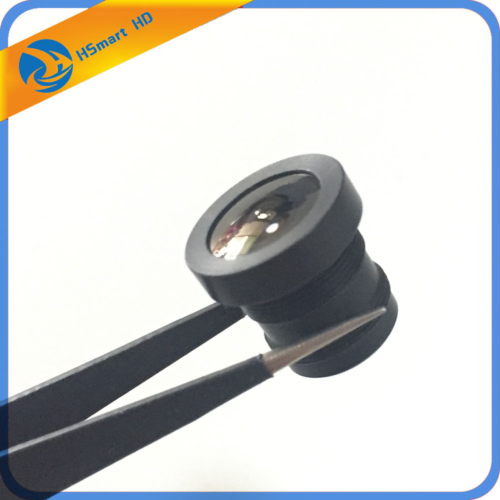 1/3 2.1mm 150 Degrees Wide Angle CCTV Lens IR Board M12 for AHD TVI CVI 1080P Security CCD Camera 4 in 1 ir high speed dome camera ahd tvi cvi cvbs 1080p output ir night vision 150m ptz dome camera with wiper
