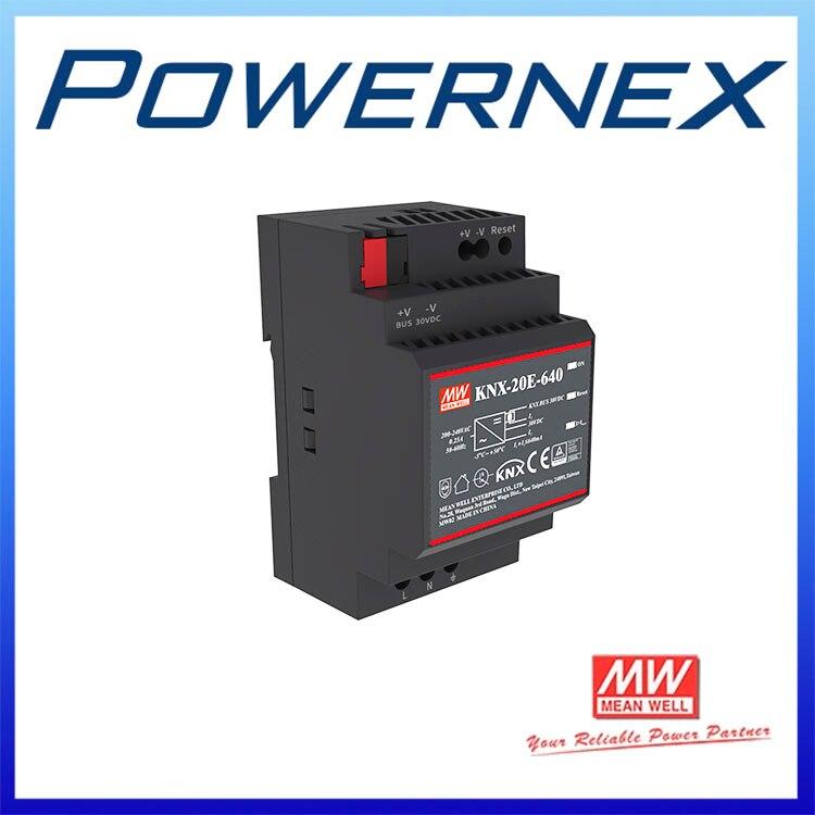 [PowerNex] MEAN WELL KNX-20E-640 19.2W KNX Power Supply MEANWELL KNX evans v enterprise 3 test booklet pre intermediate сборник тестовых заданий и упражнений
