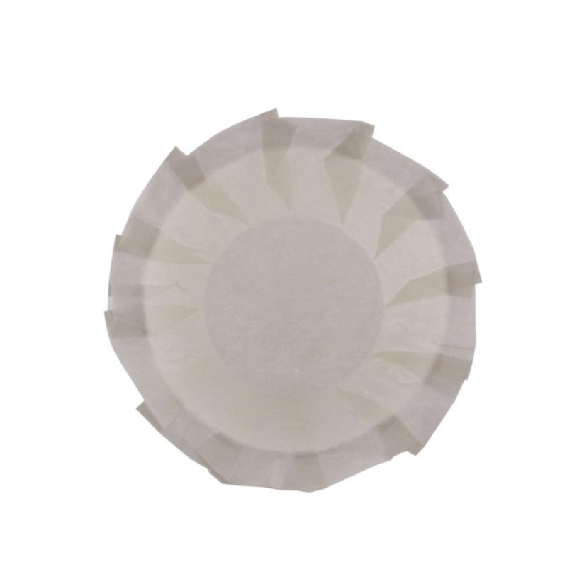 100pcs White Coffee Filters Single Serving Paper For Coffee Machine Filter Paper Cake Cup Coffee Filter Paper Bowl Coffeeware PY