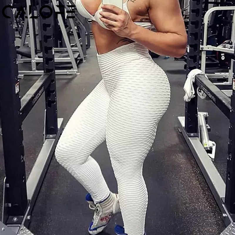 8ae699ed5adaae 2019 women Hot Yoga Pants Printed Sport leggings Push Up Running Tights Gym  Exercise pants High