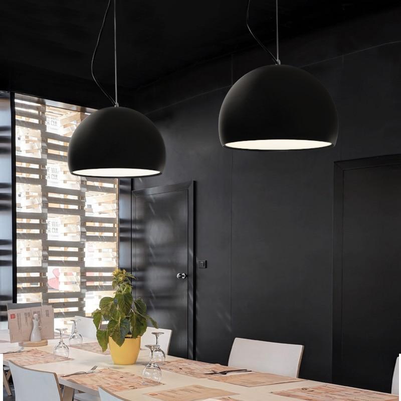 ФОТО Corridor hall modern simple personality originality single head small chandelier dining room bedroom bar lamp free