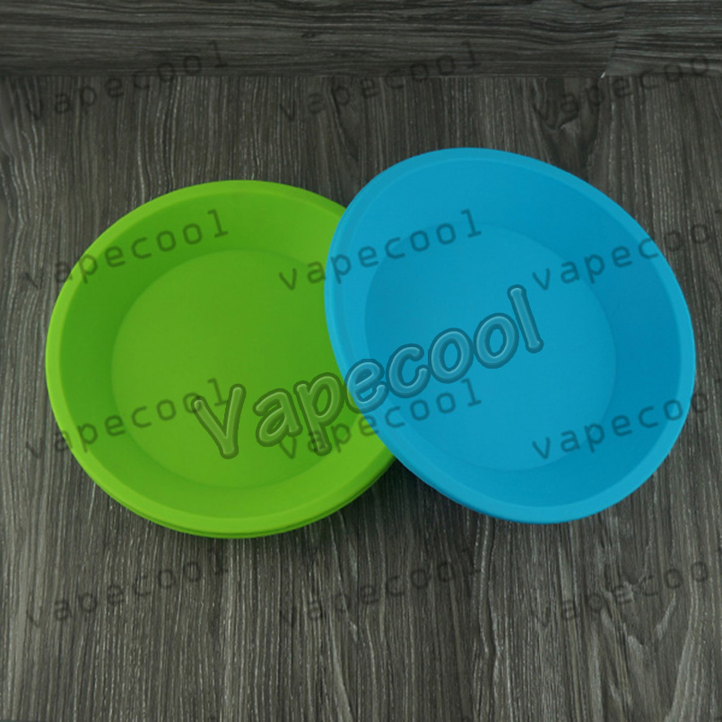 2pcs Food Grade Silicone Deep Dish Container Or Silicone