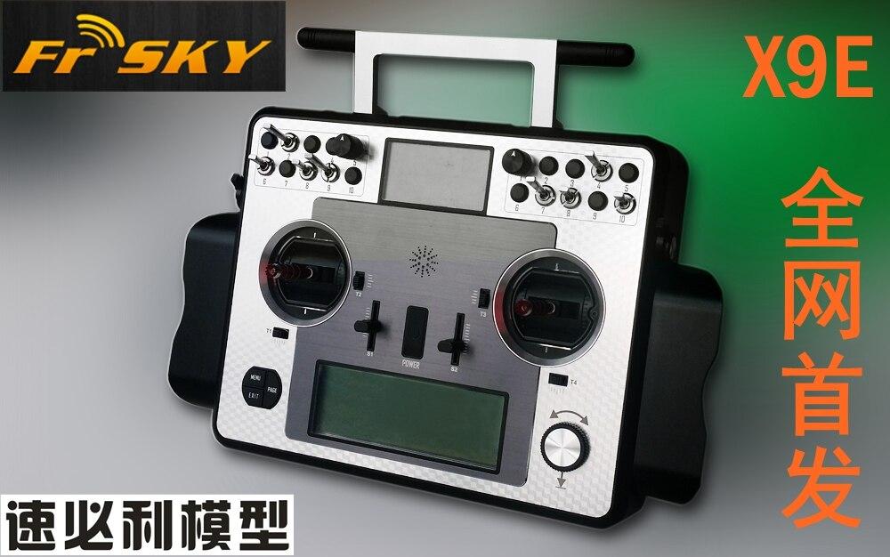 все цены на  FrSky Taranis X9E 2.4GHz ACCST Transmitter with Bag X9D plus European version  онлайн
