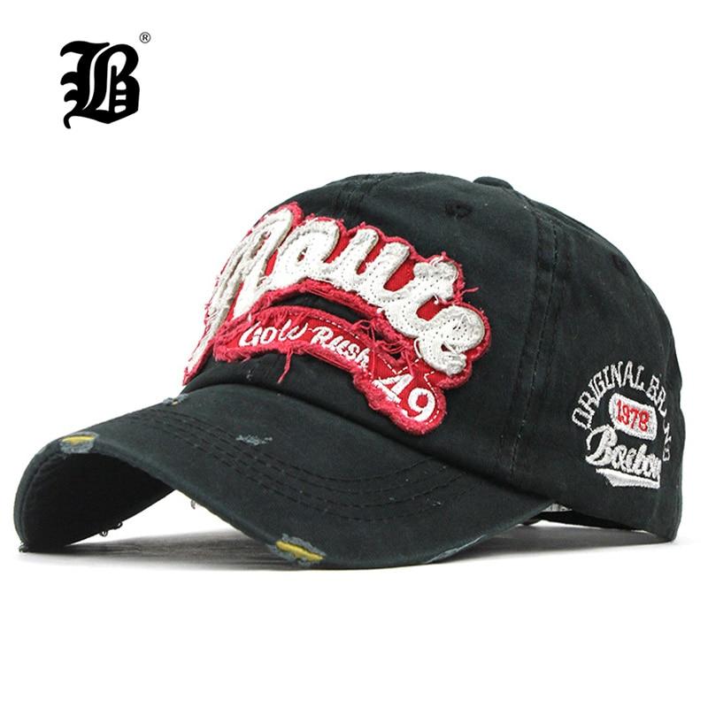 -Cap Baseball-Cap Bone 6-Panel Snapback-Hats Fitted-Hat Casquette Women FLB for Hip-Hop