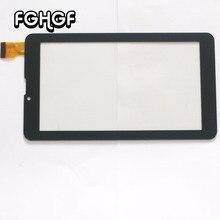 "FGHGF Free Screen film + Nuevo Para 7 ""G700 Haier Tablet panel de pantalla táctil Digitalizador Del Sensor de Cristal de Reemplazo Envío Gratis"
