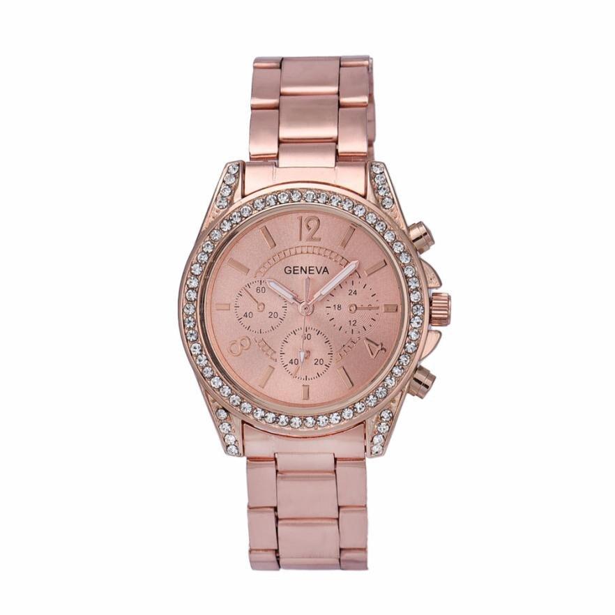 Geneva 2018 New Female Watch High Quality Quartz Watches