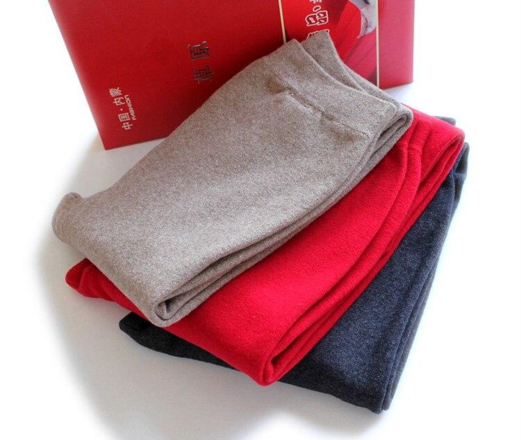 Кашемировая смесь шерсти женские зимние толстые Леггинсы теплые обтягивающие брюки узкие брюки для унисекс EU/L 2XL - 6