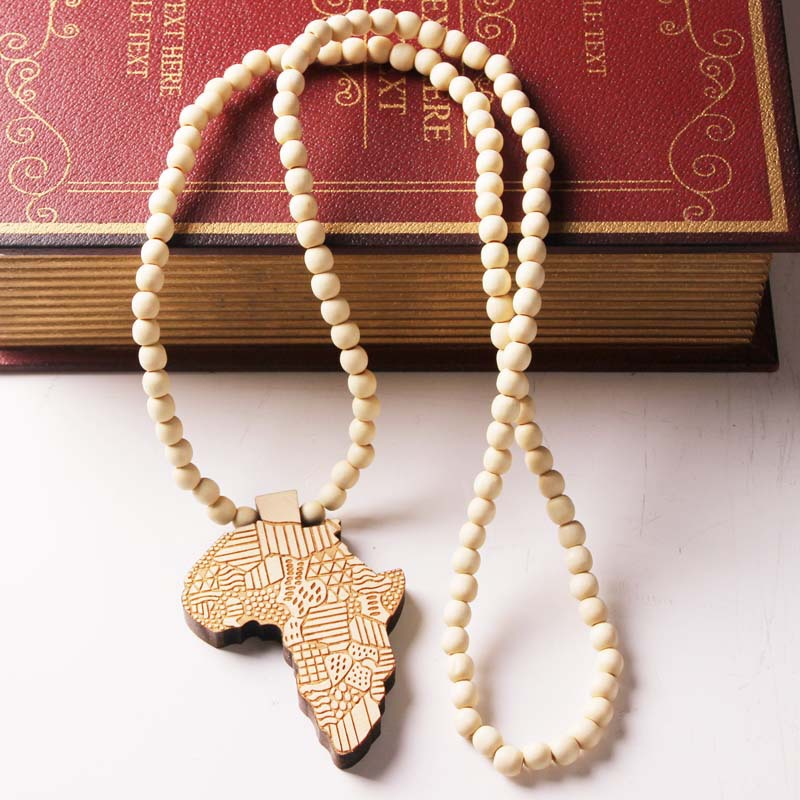 Fashion design necklaces man map of africa good wood necklace fashion design necklaces man map of africa good wood necklace jewelry wooden africa map pendant necklace free shipping wholesale in chain necklaces from aloadofball Choice Image