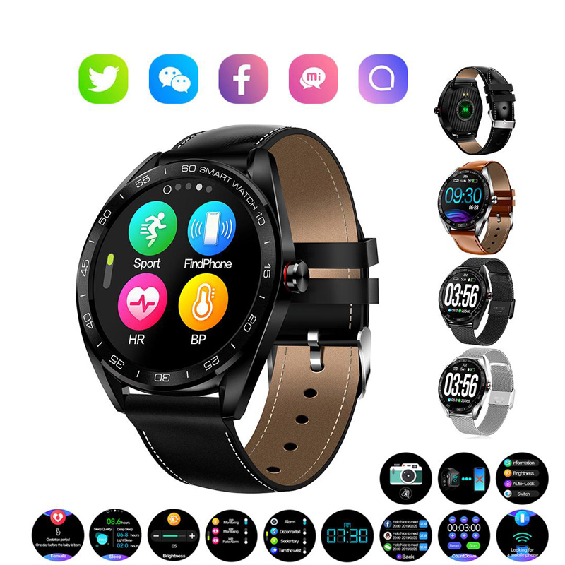 Smart watch Heart Rate Blood Pressure Sleep Monitor Waterproof Men Women bracelet Sports Smartwatch Fashion Fitness Tracker(China)
