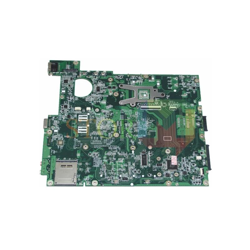 NOKOTION new for acer extensa 5635 laptop motherboard MBEDV06001 DA0ZR6MB6F0 REV F GL40 DDR3 nokotion sps v000198120 for toshiba satellite a500 a505 motherboard intel gm45 ddr2 6050a2323101 mb a01
