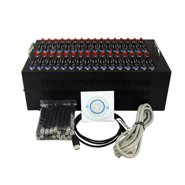 Смс Программы для компьютера wavecom q2403 32 Порты GSM модемный пул usb Интерфейс 900/1800 мГц imei переменчивая 32 сим-карта USSD СТК зарядки