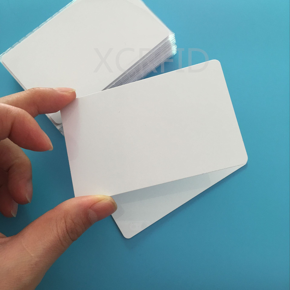 2000PCS NTAG215 NFC Forum Type 2 RFID White NFC Card Compatible With  All NFC Mobile Phone Device