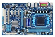 770 материнская плата используется оригинальный для gigabyte ga-770t-d3l am3 + ddr3 поддержка бульдозер процессора