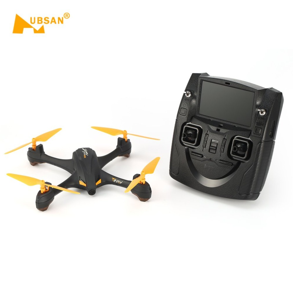 Hubsan H507D X4 STAR 5.8G 720P HD Camera FPV Drone GPS Follow Me Altitude Hold Headless Mode RC Quadcopter RTF hubsan h501m x4 waypoint brushless motor gps wifi fpv w 720p hd camera altitude hold headless mode app rc drone quadcopter rtf