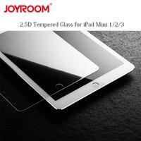 Screen Protector voor iPad Mini 1 2 3 Gehard Glas Volledige Cover Guard Film Transparant 0.26mm 2.5D Ronde Rand Explosieveilige