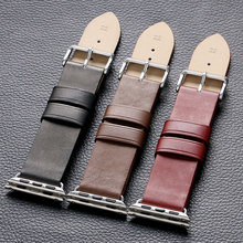 38mm/42mm Apple Watch Band Leather Strap Smart Watchband Classical Series for iWatch Apple Watch & Sport Buckle Bracelet