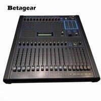 Betagear Professional digital audio mixing console 12 channel audio dj consola de audio professional audio mixer live sound
