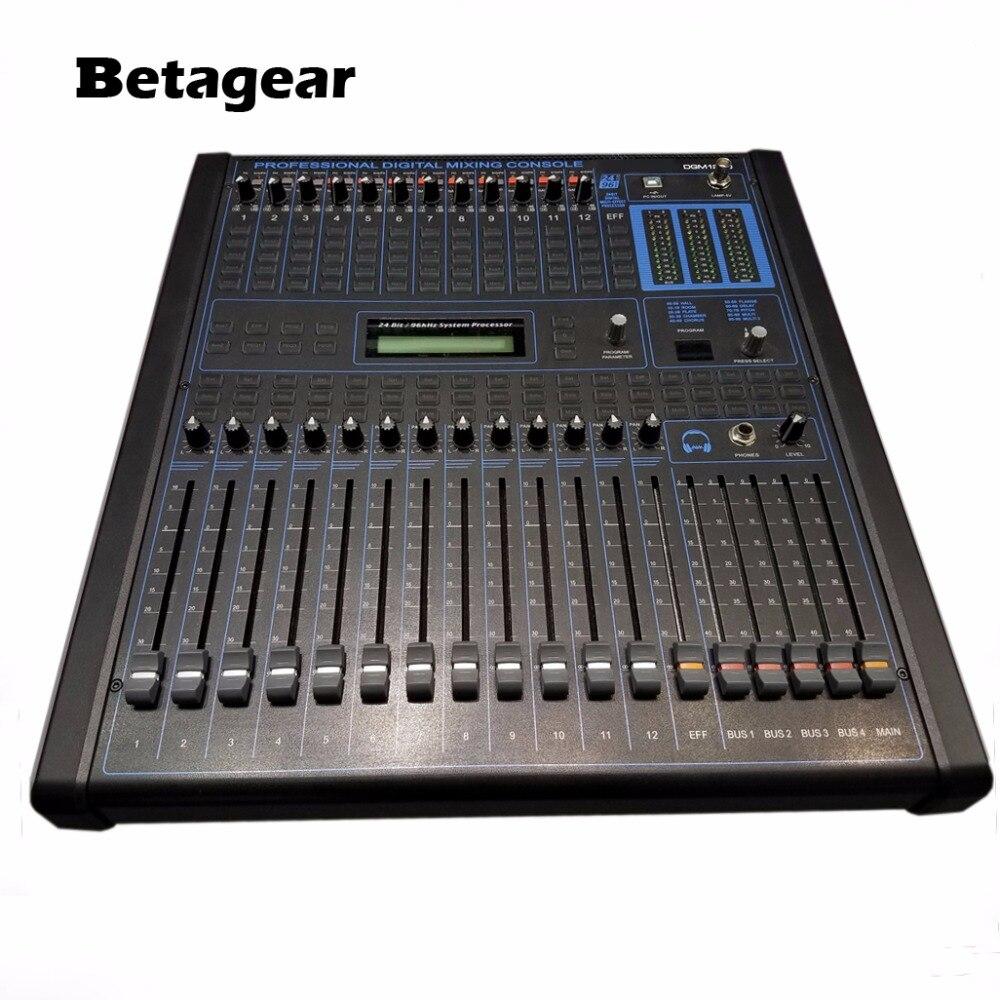 Professionelle Debra Audio Pro 8 Kanal Mit 256 Dsp Sound Effekte Bluetooth Studio Mixer Audio-dj Sound-controller Interf Professionelle Audiogeräte